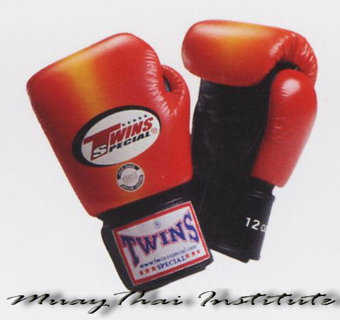 "Fancy Boxing Gloves ""Color Slide"" : Red color"